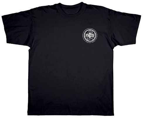Nitro męski T-shirt BILOCQ, black, L, 1121-872922_12