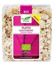 Płatki kasztanowe BIO 300 g Bio Planet