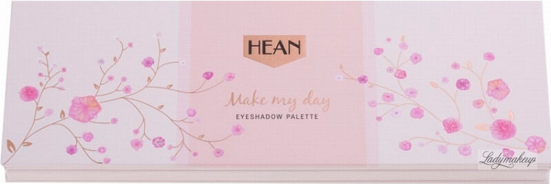 HEAN - Make My Day - Eyeshadow Palette - Paleta 12 cieni do powiek