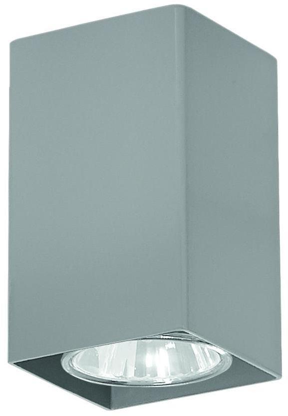 Minimalistyczna lampa sufitowa E356-Neri - popiel
