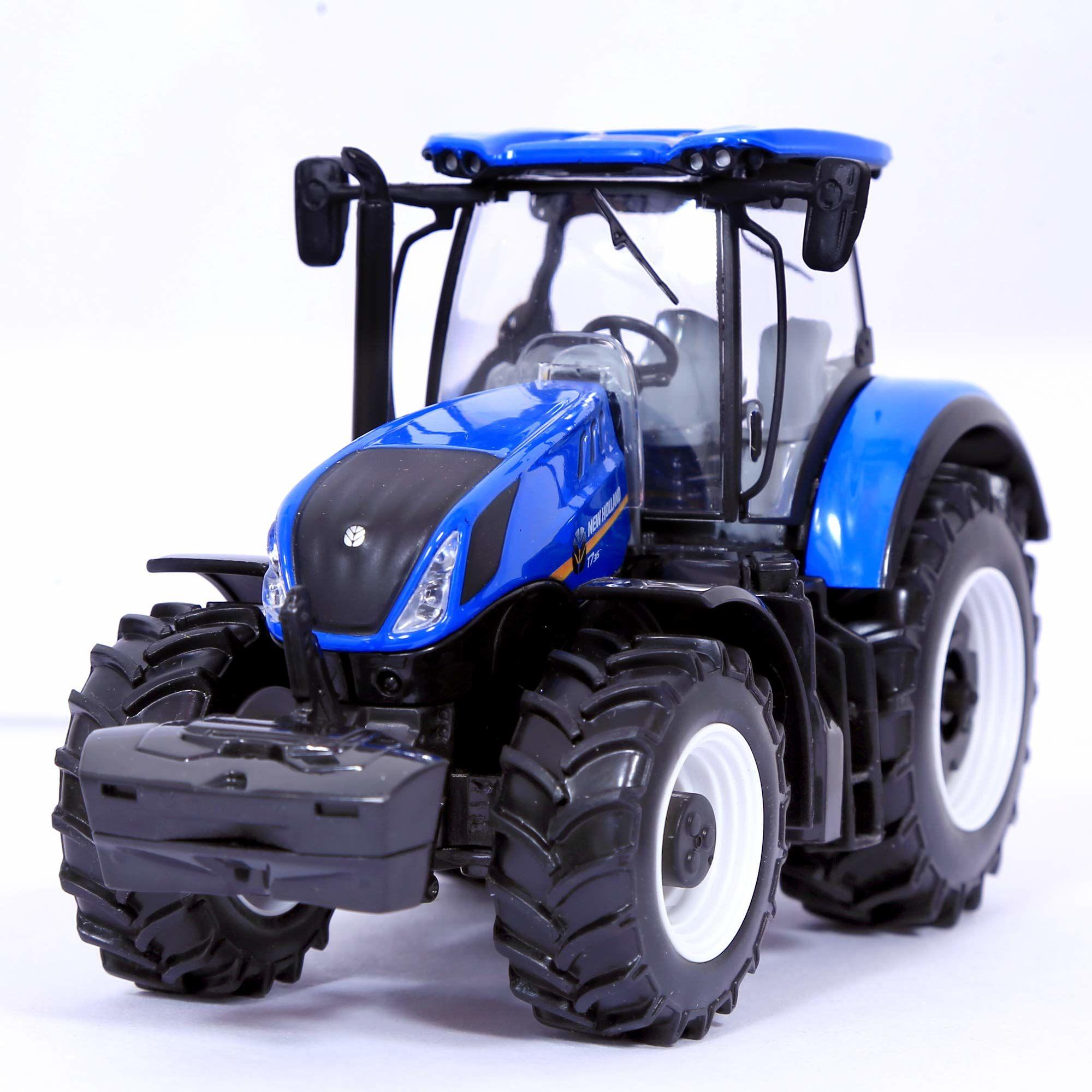 Bburago Traktor 1:32 New Holland