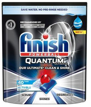 FINISH Kapsułki Quantum Ultimate 40 REGULAR