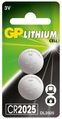 Baterie guzikowe GP CR2025-U2. > DARMOWA DOSTAWA ODBIÓR W 29 MIN DOGODNE RATY