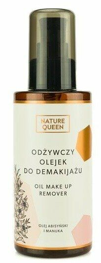 Nature Queen Odżywczy olejek do demkijażu 150ml
