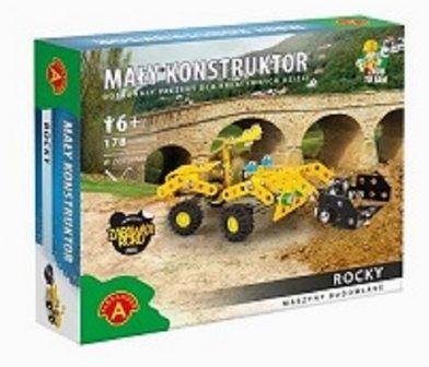 Mały Konstruktor Maszyny Rocky