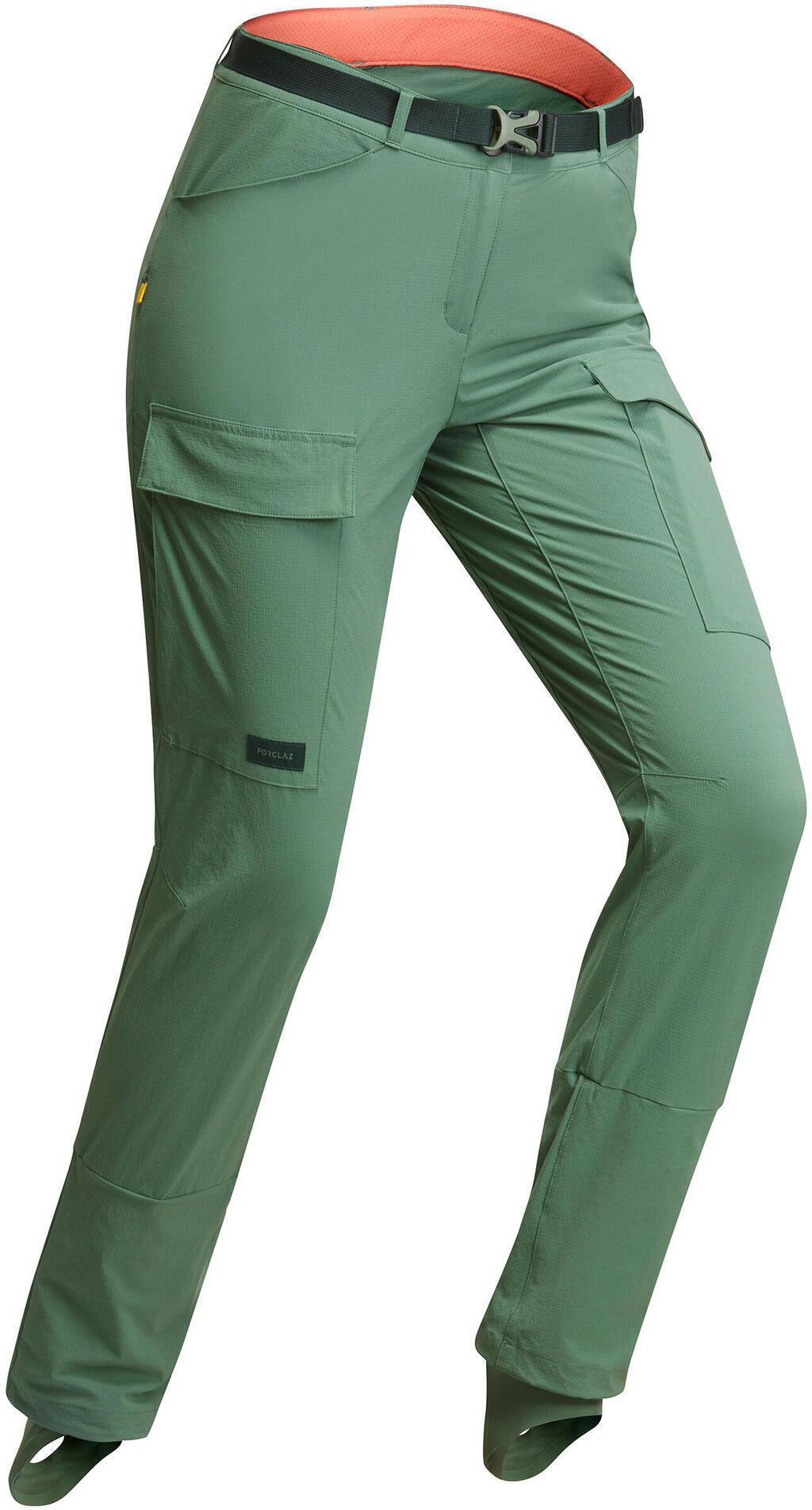 Spodnie turystyczne Forclaz Tropic 900 damskie