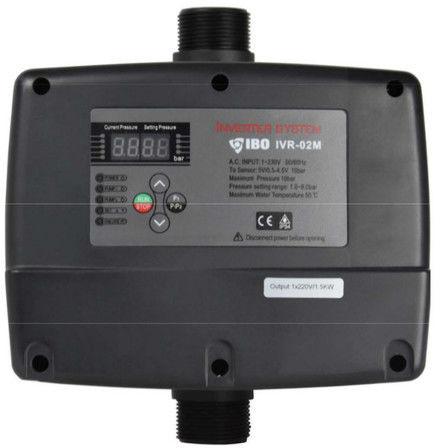 IBO IVR 02 M 0,37 1,5 kW / 230V Inverter System inteligentny sterownik pompy