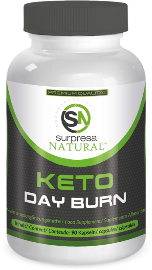 Surpresa NATURAL keto day burn 90 kapsułek