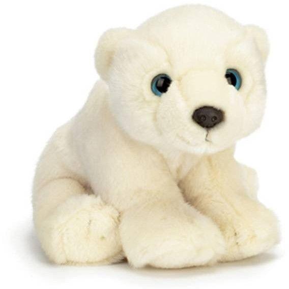 Teddykompaniet Pluszak Las Polarny miś 22cm