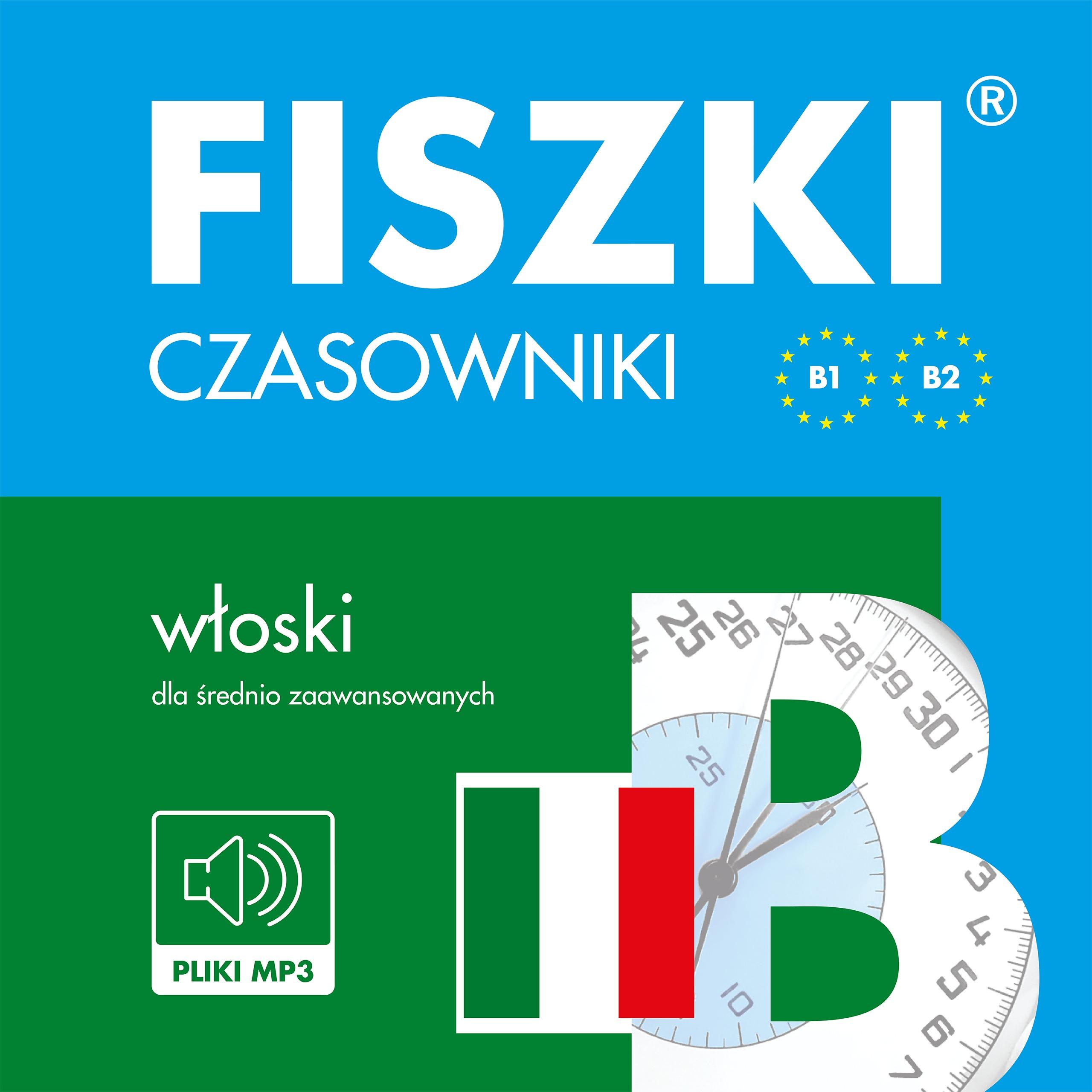 AUDIOBOOK - włoski - Czasowniki (B1-B2)