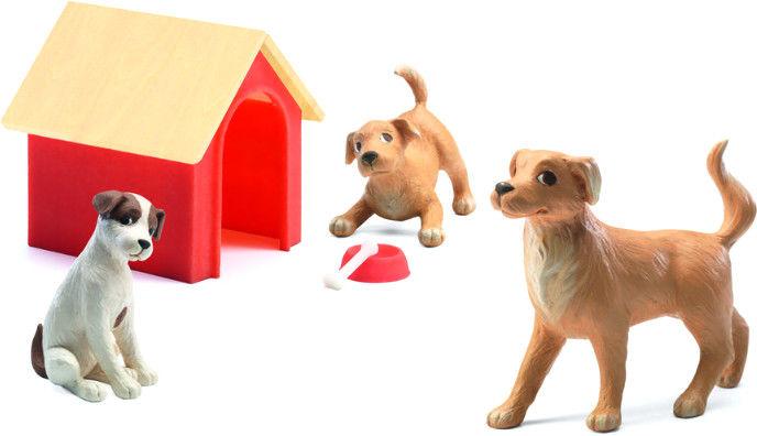 Djeco - Figurka psy z Budą Dj07818