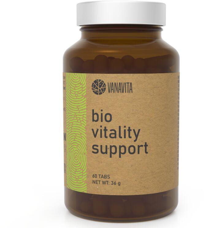 VanaVita BIO Multivitamin Vitality Support 60 tab