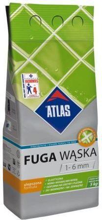 Fuga wąska ATLAS 1-6 mm 2kg - grupa kolorów II
