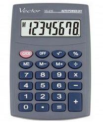 Kalkulator VECTOR VC-210III