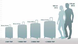 Packenger Marina walizka z twardego tworzywa sztucznego, walizka XL, 101 litrów, kolor żółty