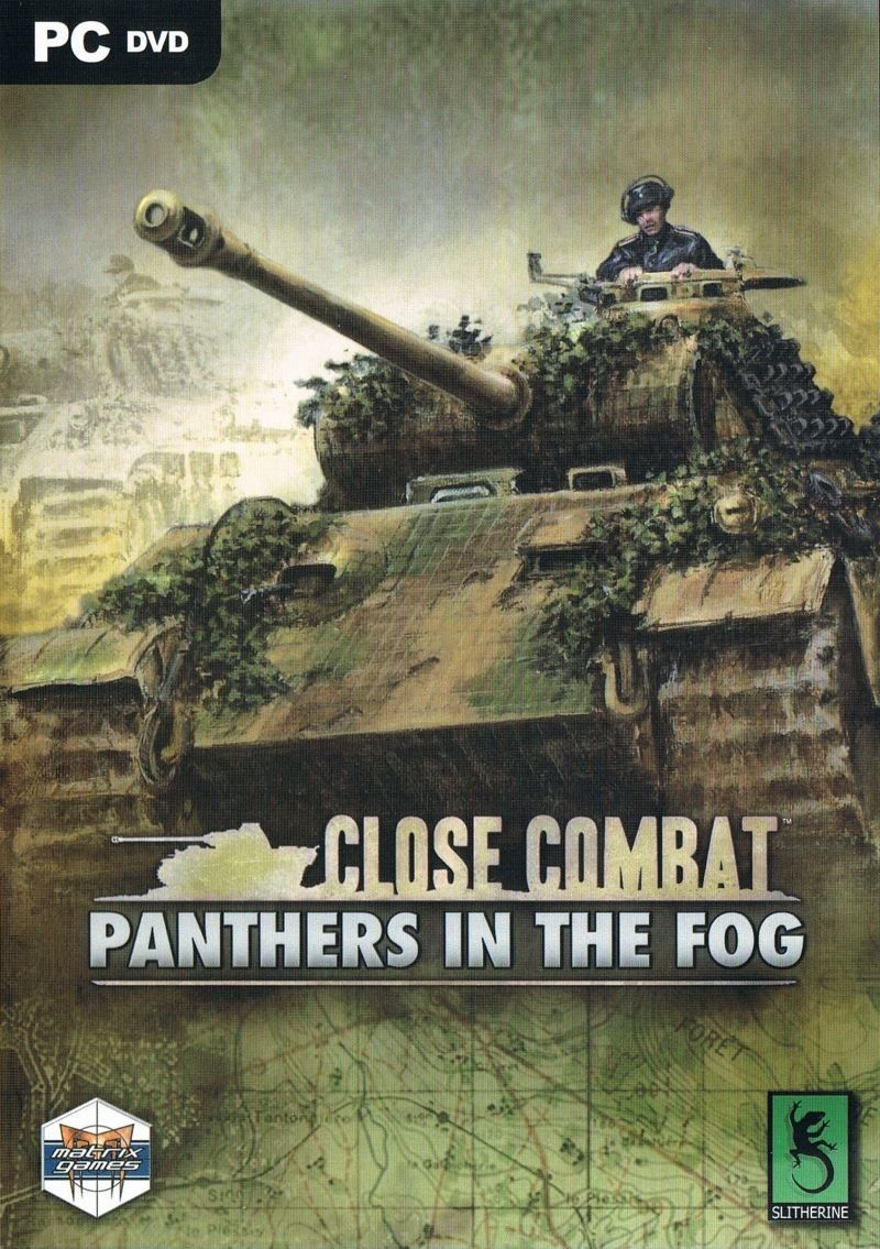 Close Combat - Panthers in the Fog (PC) klucz Steam