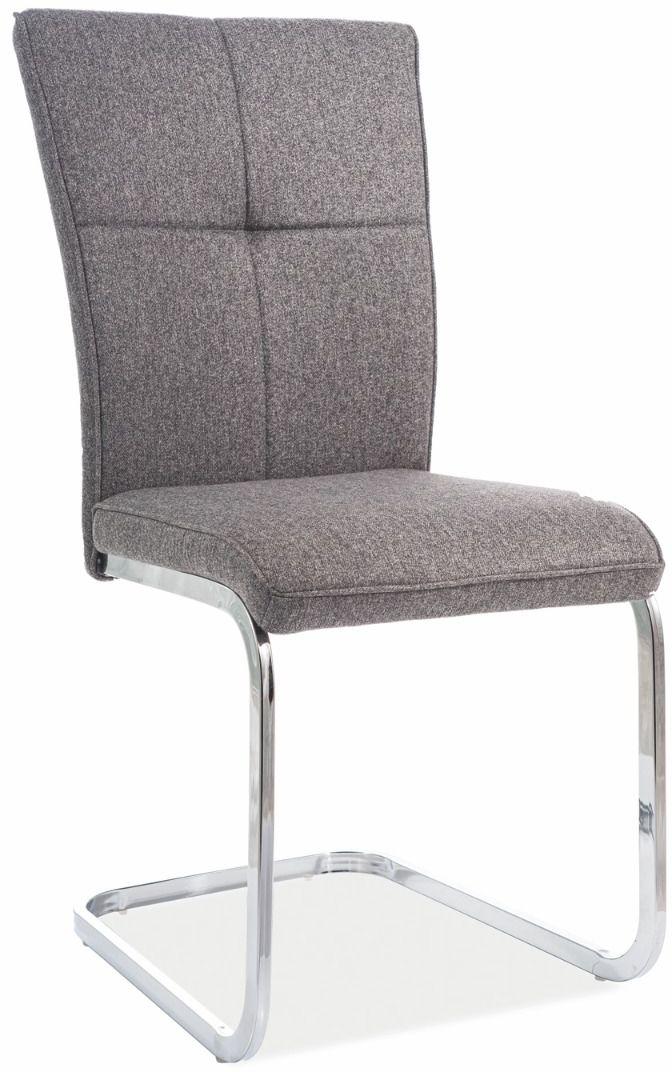 Krzesło H-190 szare