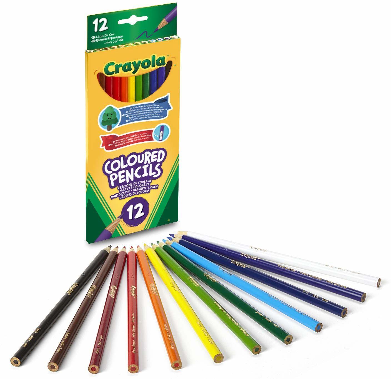 Crayola 3620 - Moje osobiste kredki