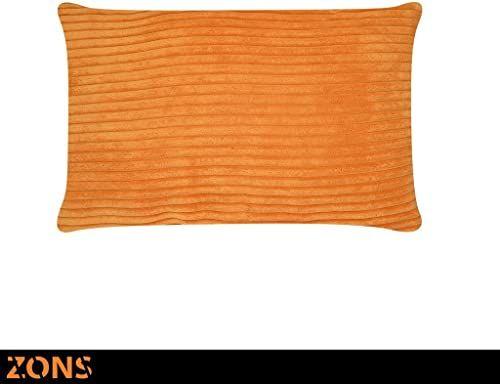 Poduszka 40 x 60 cm 5 kolorów + wypełnienie 500 g (pomarańczowa)