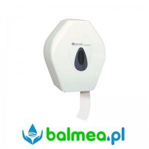 Pojemnik na papier toaletowy MERIDA TOP MINI - okienko szare