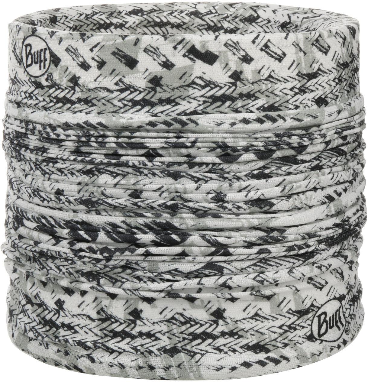 Chustka Wielozadaniowa Coolnet UV+ Zacate by BUFF, biały, One Size