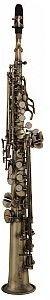 GRASSI GR SSP830 Saksofon sopranowy Bb, antyczne wykończenie