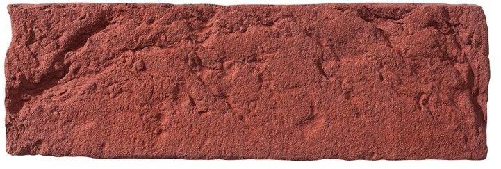 Cegła Arnhem Rosso 21x6,5