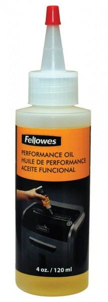 Olej do niszczarek Fellowes, pojemność 120 ml, 3505006 -  Rabaty  Porady  Hurt  Wyceny   sklep@solokolos.pl   tel.(34)366-72-72