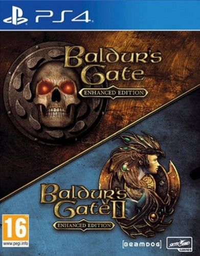 Baldur''s Gate: Enhanced Edition PS 4