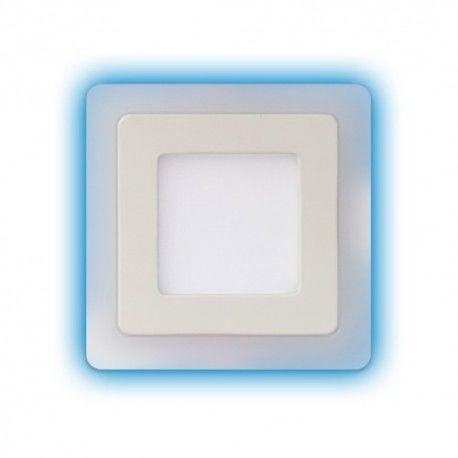 Plafoniera LED 3W + 3W 4000K IP42 ALDEN LED D 9012