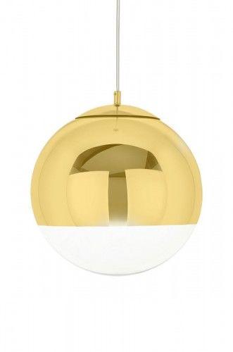 Lampa wisząca Reflex Up złota