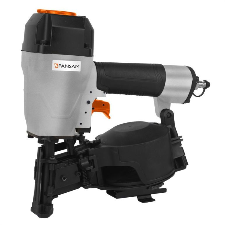 PANSAM Gwoździarka bębnowa pneumatyczna do gwoździ papowych 22-45mm A533153