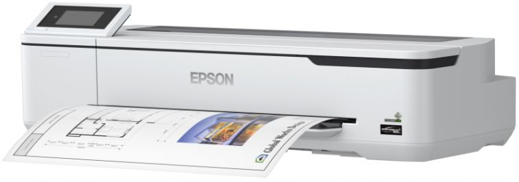 "Ploter EPSON SureColor SC-T3100n Wireless Printer 24"" 610mm (C11CF11301A0)"