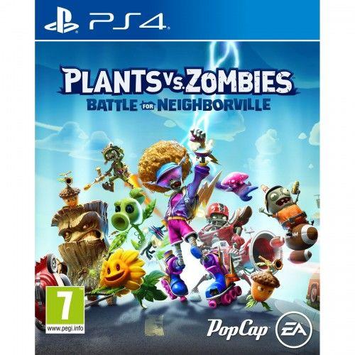 Plants vs Zombies Battle for Neighborville PS 4