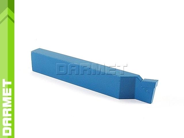 Nóż tokarski przecinak prawy NNPa ISO7, wielkość 1208 S20 (P20), do stali