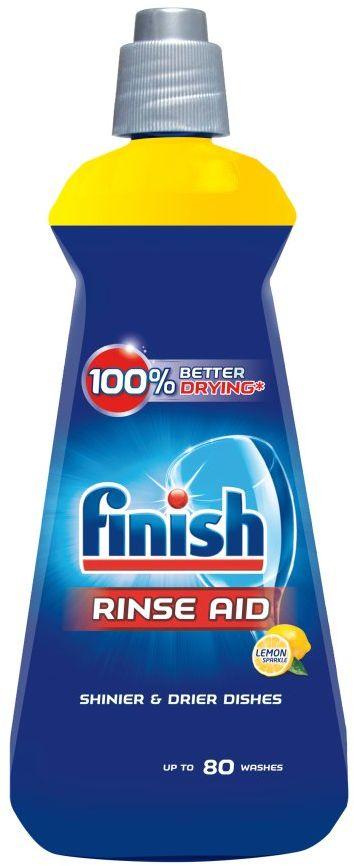 FINISH Plyn nabłyszczający Shine Lemon 400 ml