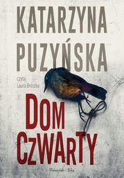 Saga o policjantach z Lipowa. Dom czwarty - Audiobook.
