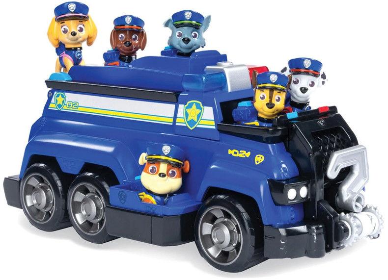 Psi Patrol - Radiowóz Chase''a z figurkami 20115119 6052956