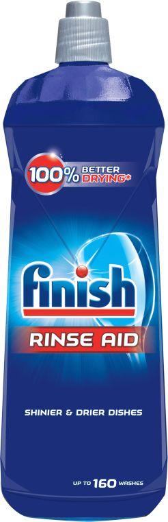 FINISH Plyn nabłyszczający Shine Regular 800 ml