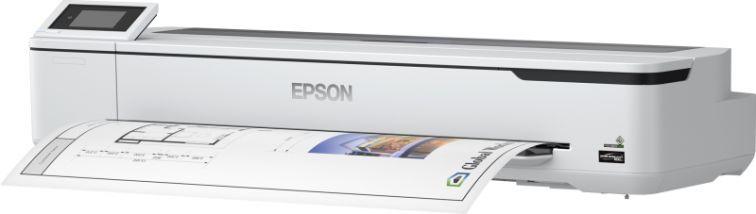 "Ploter EPSON SureColor SC-T5100n Wireless Printer 36"" 914mm + 50m papieru GRATIS (C11CF12302A0)"