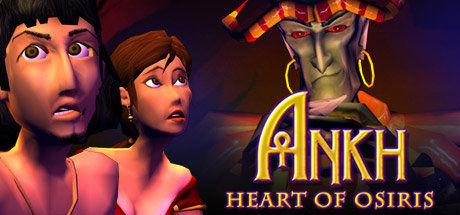Ankh 2: Heart of Osiris (PC) Klucz Steam
