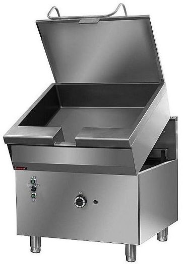 Patelnia gastronomiczna gazowa - poj. 80l KROMET 900.PTG-05Ex