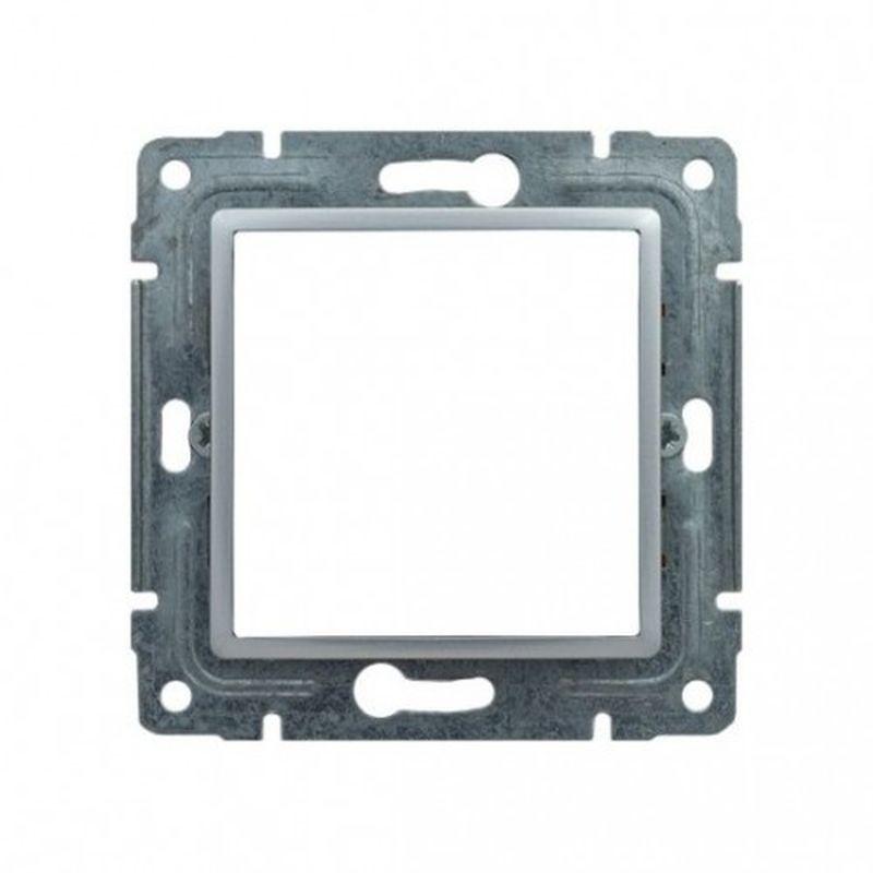 VENA Uchwyt montażowy 45x45 z redukcją ramki aluminium 514045