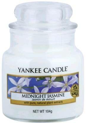 Yankee Candle słoik mały Midnight Jasmine 104g