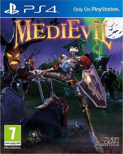 Medievil PS 4