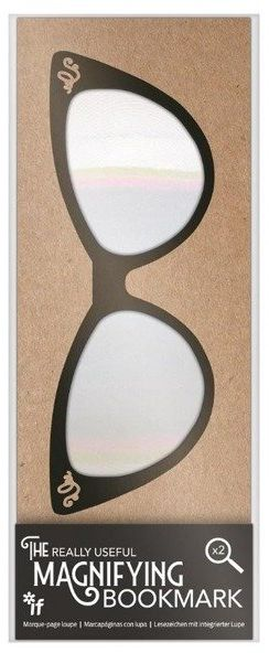 Magnifying bookmark Zakładka do książki lupa