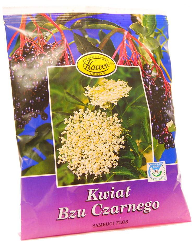 Kwiat bzu czarnego - Kawon - 50g