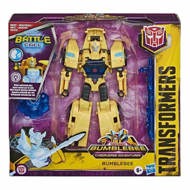 Figurka Transformers Cyb Battle Call Trooper Class Bumblebee