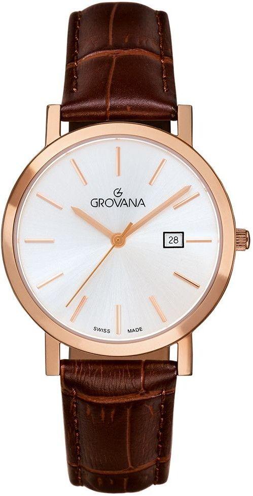 Zegarek Grovana 3230.1962 - CENA DO NEGOCJACJI - DOSTAWA DHL GRATIS, KUPUJ BEZ RYZYKA - 100 dni na zwrot, możliwość wygrawerowania dowolnego tekstu.