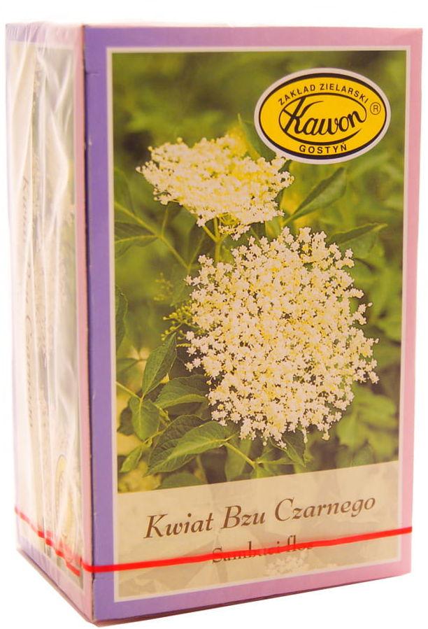 Kwiat bzu czarnego - Kawon - 30sasz